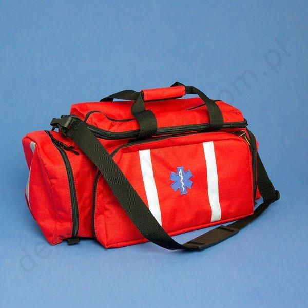 ba11af153a62d Ratownicza torba medyczna TRM-58 - 47 L. pojemności - mocna tkanina i zamki