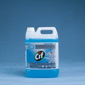 Cif Window & Multisurface Cleaner 5 L.