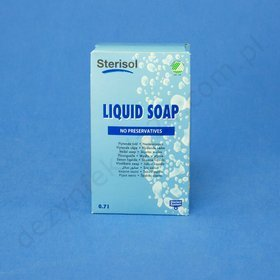 Liquid soap 700 ml. STERISOL