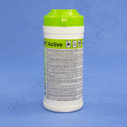 Sani Cloth Active BOX 125 szt. (tuba)