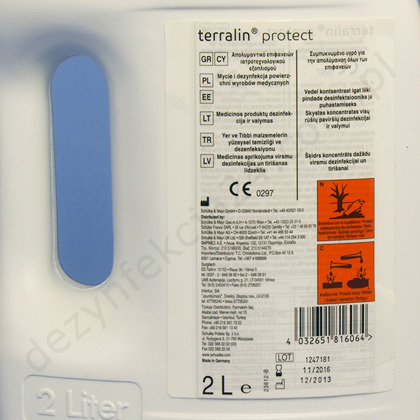 Terralin protect 2 L.