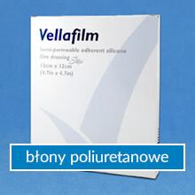 błony półprzepuszczalne, poliuretanowe