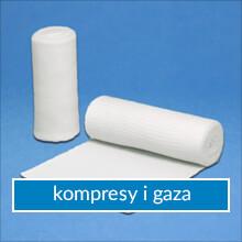 kompresy i gaza