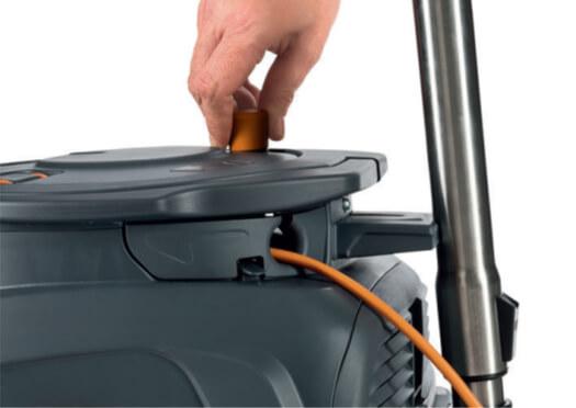 taski aero PLUS - kołowrotek do zwijania kabla