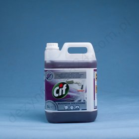 Cif 2in1 Cleaner Disinfectant 5 L.