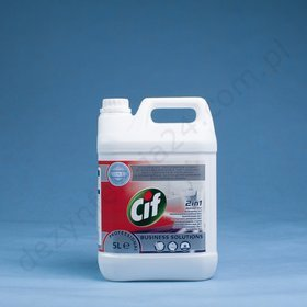 Cif Professional Washroom Cleaner  2in1 5 L.