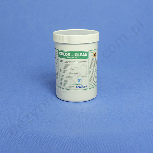 Chlor - Clean puszka