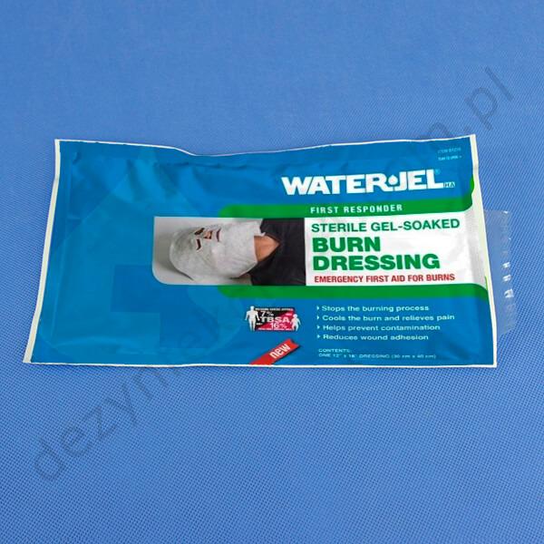 Opatrunek na oparzenia twarzy Water-Jel 30 x 40 cm.
