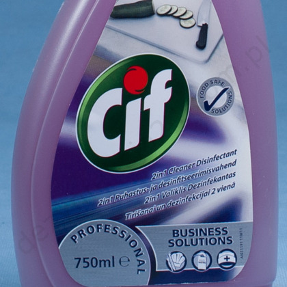 Cif 2in1 Cleaner Disinfectant 750 ml.