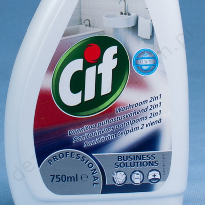 Cif Professional Washroom Cleaner  2w1 750 ml.