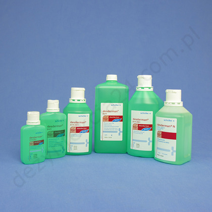 Desderman Pure 500 ml.