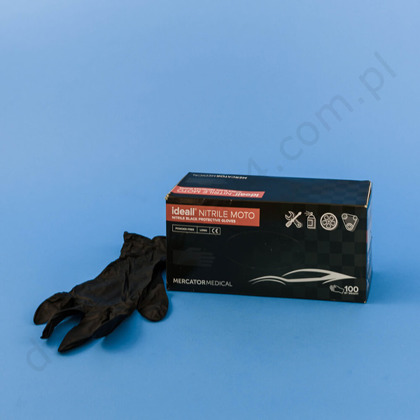 Rękawiczki nitrylowe dla mechaników