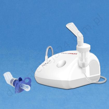 Inhalator NE 100 ze smoczkiem praca ciągła